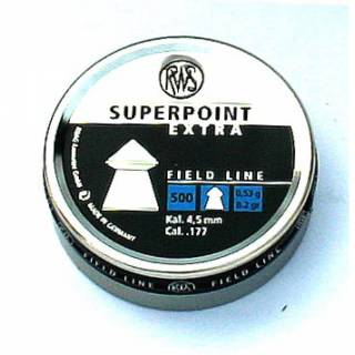 RWS Superpoint Extra Kal. 4,5 mm Diabolo